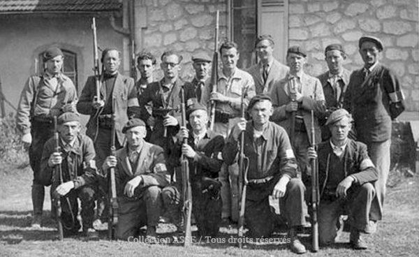 Création d'un comité de défense de la sucrerie, à la fin de la guerre 1939/1945. FFI.